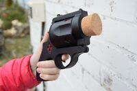 Harley quinn cork gun prop cosplay