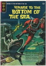 VOYAGE TO THE BOTTOM OF THE SEA #1 (10133-412) - GOLD KEY COMICS/1964