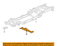 GM OEM FRAME-Transmission Cross Member 15904054