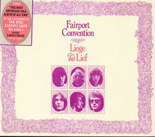 Fairport Convention - Liege & Lief (2002 Island Records IMCD 291/5869292)
