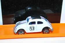 Herbie the Love Bug Volkswaggen Hot Wheels Redline Customized