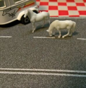 Matchbox Lesney Superfast No43 Reproduction Horses, $7.00 for 2.  No Trailer.