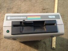 """Commodore 1541 Vintage Single 5.25"""" Floppy Disk Drive - untested"""