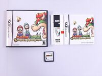 Mario & Luigi: Bowser's Inside Story (Nintendo DS, 2009), Complete with Manual