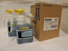 "BNIB LOT OF 2 ""JOHNSON WAX PROFESSIONAL"" NON-AMMONIATED GLASS & SURFACE CLEANER"