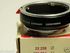 Leica Leitz 22228 Adapter für R Objektiv zu M Kamera -6152