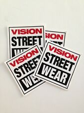 Vision Street Stickers stickers- Pack of 20 stickers