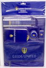 LUFC Leeds United Football Club Genuine Official Merchandise 10 Piece Study Set
