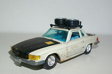 NACORAL MERCEDES BENZ 350SL 350 SL RALLY SAFARI RARE SELTEN RARO!
