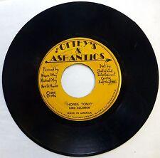 KING SOLOMON 45 Horse tonic OTTEYS roots reggae   #S184