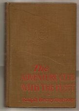 THE ADVENTURE CLUB WITH THE FLEET 1918 RALPH BARBOUR 1st EDITION * INSCRIBED
