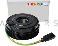 THERMOTEC Magnetkupplung Klimakompressor SANDEN SD7V16 6PK 120mm AUDI SEAT SKODA