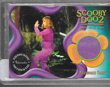 Inkworks Scooby Doo 2 - Sarah Michelle Gellar - Movie Worn Pants - Daphne