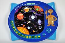 E.T. Journey From the Green Planet Interactive EDUCATIONAL Electronic Game