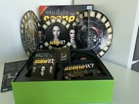 The Twilight Saga Scene It? Deluxe Version- DVD Board Game