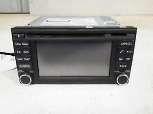 2015-2019 Nissan NV1500 NV2500 NV3500 Radio AM-FM CD Player Receiver W/ Nav