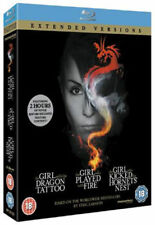 The Girl Trilogy Extended Edition - The Girl With A Dragon Tattoo / The Girl Who