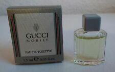 Gucci Nobile von Gucci mit Box - Parfumminiatur 1,5 ml