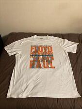 Logan Paul vs Floyd Mayweather Boxing Promo Graphic T-Shirt Size 2XL New Era