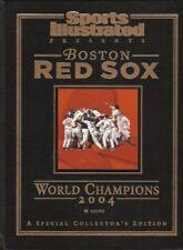 B0078ER6I0 Boston Red Sox Sports Illustrated Hardcover Commemorative 2004 MLB W