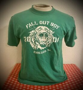 Fall Out Boy T Shirt Medium 2001