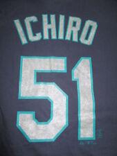 Majestic 2008 ICHIRO SUZUKI No. 51 SEATTLE MARINERS (XL) T-Shirt Jersey
