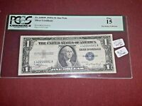 FR. 1608* $1 1935-A Silver Cert *-A Block* Star* FINE~ The Rickey Collection