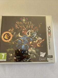 Nintendo 3DS- Shovel Knight- Fr-complet- Comme Neuf
