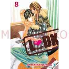 Manga - Ldk 8 - Star Comics
