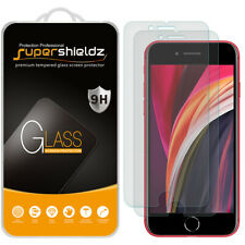 2X Anti-Glare Matte Tempered Glass Screen Protector for Apple iPhone SE (2020)