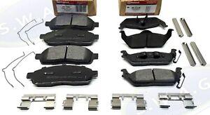 04-08 Ford F150 F-150 Motorcraft Front & Rear Brake Pad Set BR1083 / BR1012B