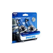 2 PCS Philips Headlight Bulb For 2000-2002 Dodge Ram 2500 Hi/Lo Beam Lamp