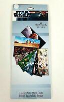 Star Wars Hallmark Stickers 2012 Sealed