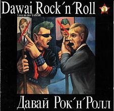 # Dawai Rock n Roll - Live in der UdSSR CD Mister Twister Nol Auktion Televizor
