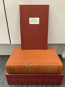 Folio Society The History and Adventures of the Renowned Don Quixote Limited Ed