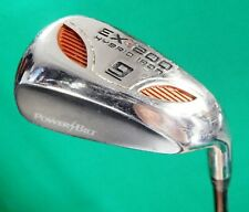 POWER BILT EX 200 ** 9 hybrid iron ** REGULAR flex graphite RH