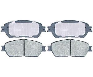 Disc Brake Pad Set-Service Grade; Ceramic Front Raybestos fits 02-03 Lexus ES300
