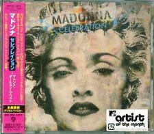 MADONNA-CELEBRATION-JAPAN CD F45