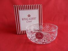 Royal Albert Crystal, VICTORIA Dish (Boxed)
