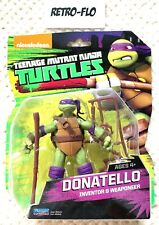 Teenage Mutant Ninja Turtles Donatello Figurine Playmates Nickelodeon NEUF