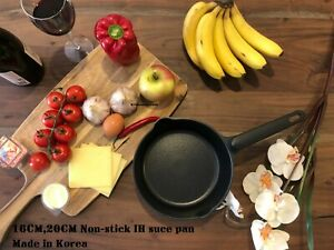 Kitchen Art Triple induction base 16cm,20 cm sauce pan Premium Non-stick coating