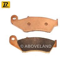 Sintered Front Brake Pads SUZUKI DRZ400 DRZ 400 2000 2001 2002 2003 2004 05-2009