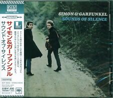 SIMON & GARFUNKEL SOUNDS OF SILENCE JAPAN 2013 RMST BLU-SPEC CD2 AUDIOPHILE CD+4