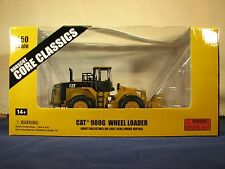Norscot 55027V 1:50 scale Caterpillar 980G Wheel Loader Diecast