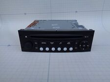 Peugeot Expert RD4 Radio Stereo CD Player 2007-2012