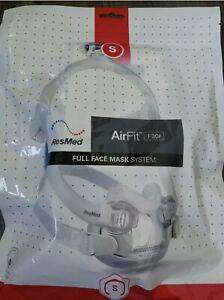 ResMed AirFit F30i Full Face Maske CPAP Maske Gr.S NEU ! OVP!