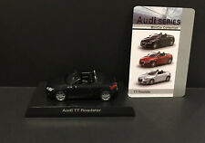 Kyosho 1/64 Scale Audi TT Roadster Diecast Minicar Model Black