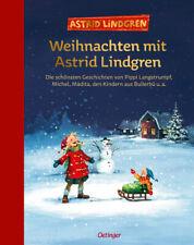 Weihnachten mit Astrid Lindgren: Die schönsten Geschichten von Pippi Langst ...