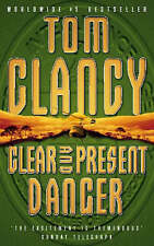 Tom Clancy Military Fiction Books in English