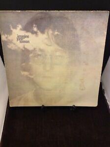 Vinyl John Lennon Imagine Plastic Ono Band